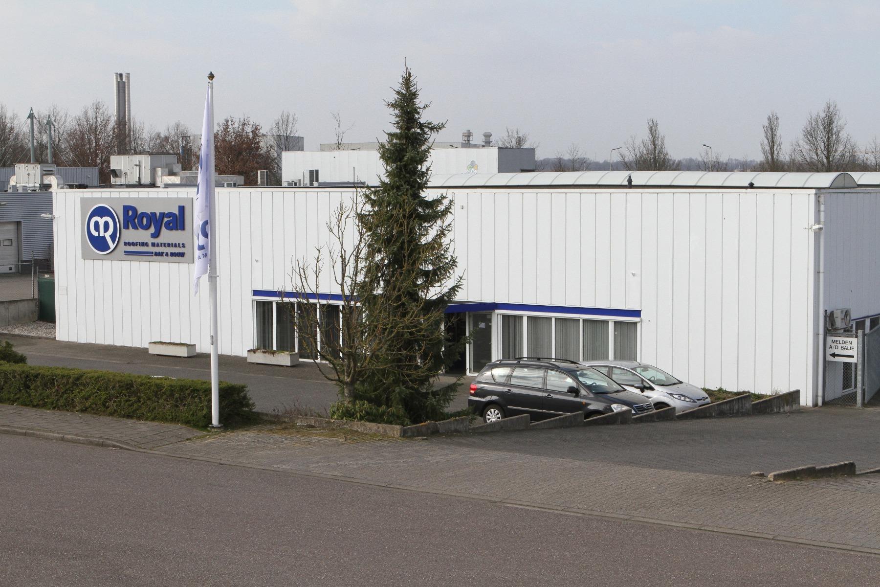 Royal dak & bouw materialen shop Heerlen