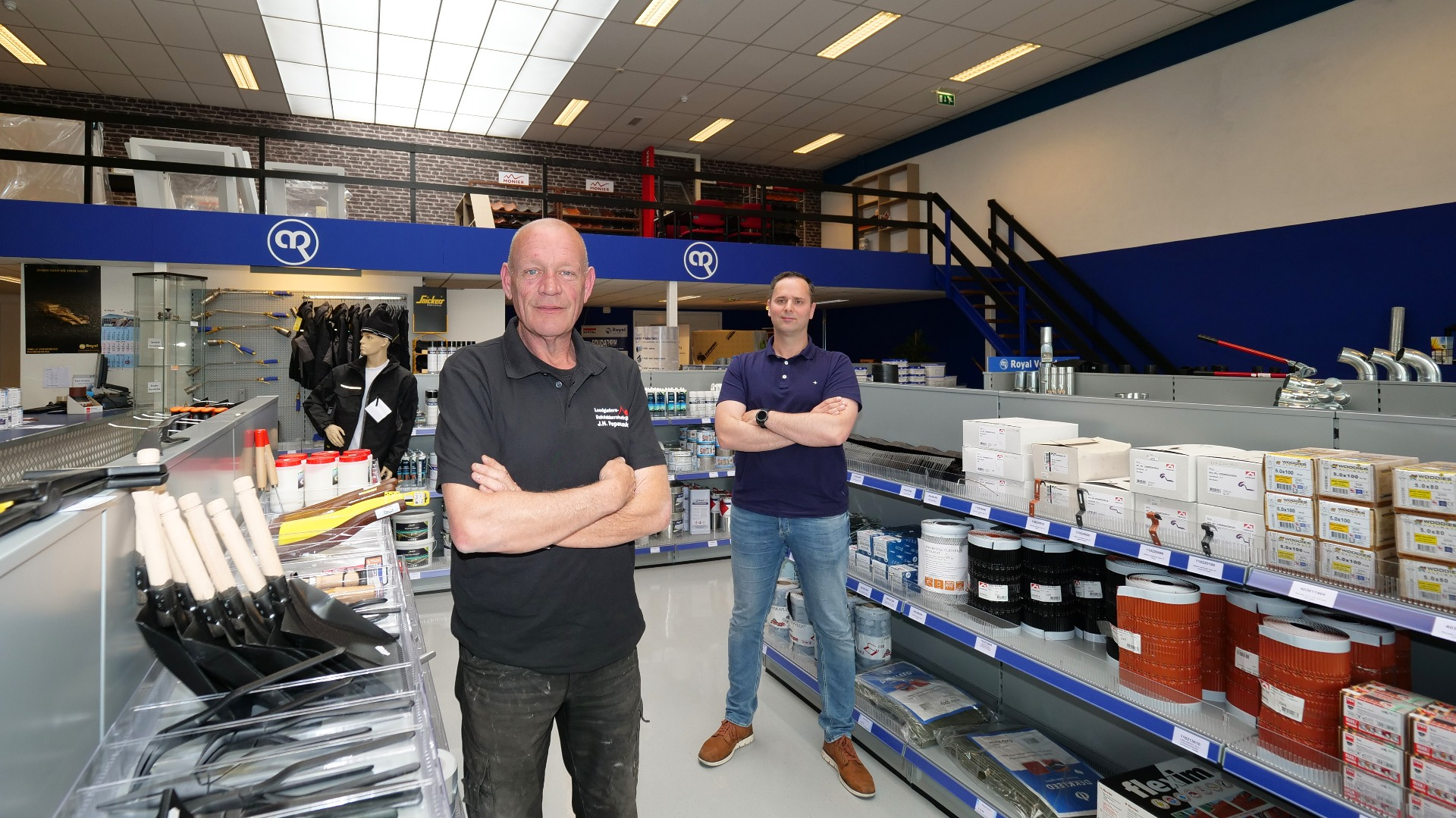 Dagstart met Davy Schreven | Royal dak & bouw Nijmegen