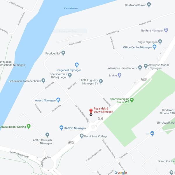 Royal dak & bouw Nijmegen | Adres: Energieweg 60, Nijmegen | Royal Roofing Materials