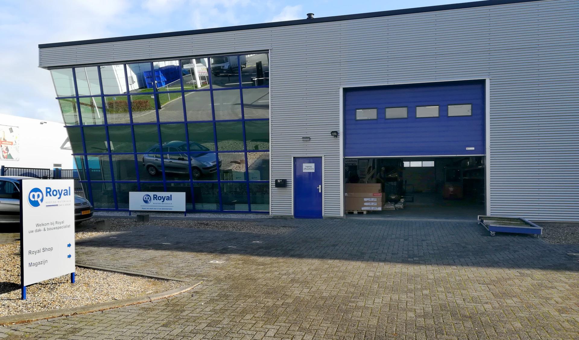Royal dak & bouw Leeuwarden