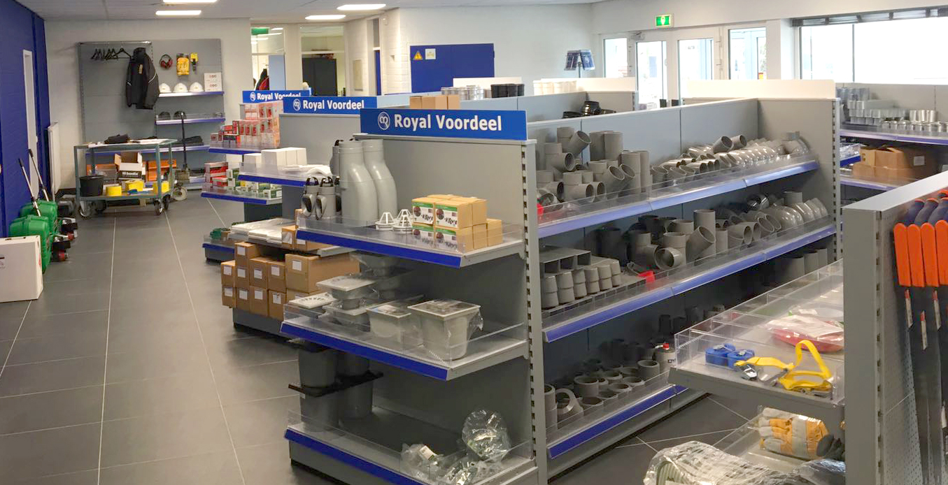 Royal dak & bouw materialenshop Weert