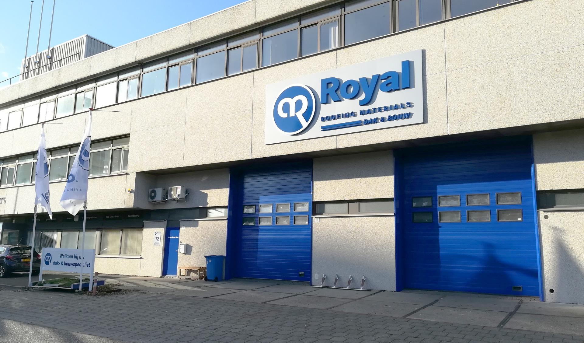 Royal dak & bouw Rijswijk