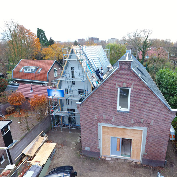 Woonhuis Zink in Maarssen | Royal Roofing Materials