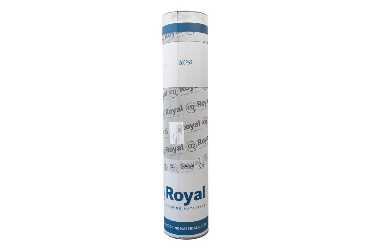 APP onderlagen polyestermat met wegbrandfolie voor bitumen dakbedekking | Royalbase dakbedekking & daksystemen | Royal Roofing Materials