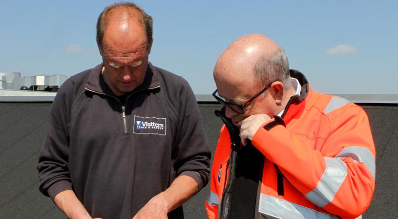 Veiligheidscursussen op verschillende niveaus | Voorkom valgevaar op hoogte | Royal Roofing Materials