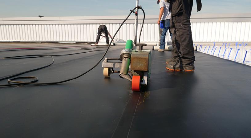 Novoproof EPDM dakdekkers cursus volgen? | Royal Roofing Materials