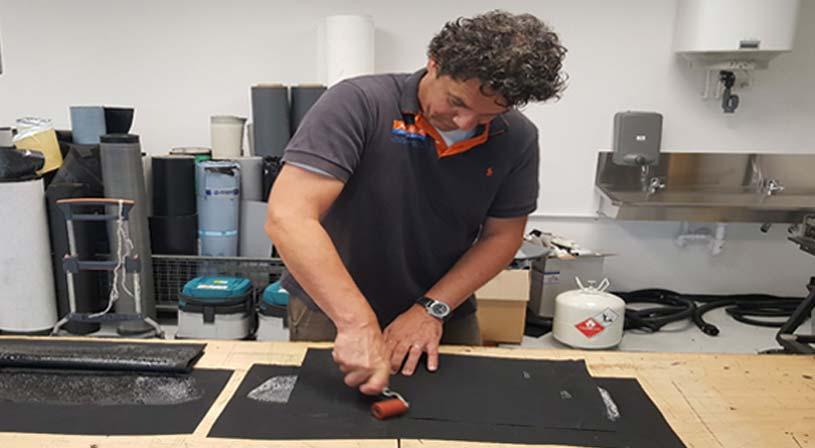 EPDM cursus volgen? Volg een opleiding tot dakdekker | Royal Roofing Materials