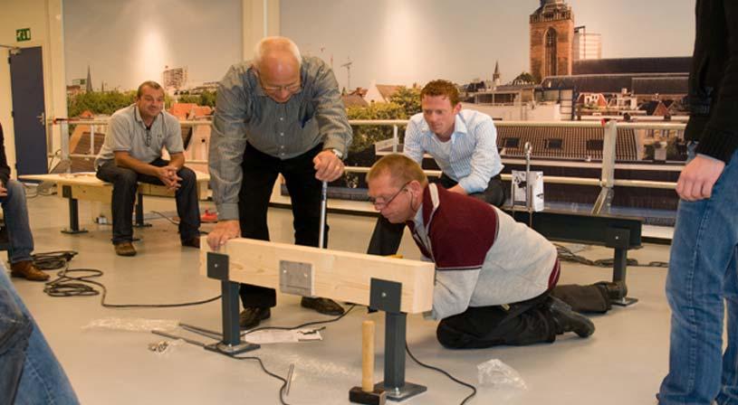 veilig werken op daken cursus | Royal Roofing Materials