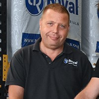 Gerard Peters - vestigingsleider Royal dak & bouw Zwolle