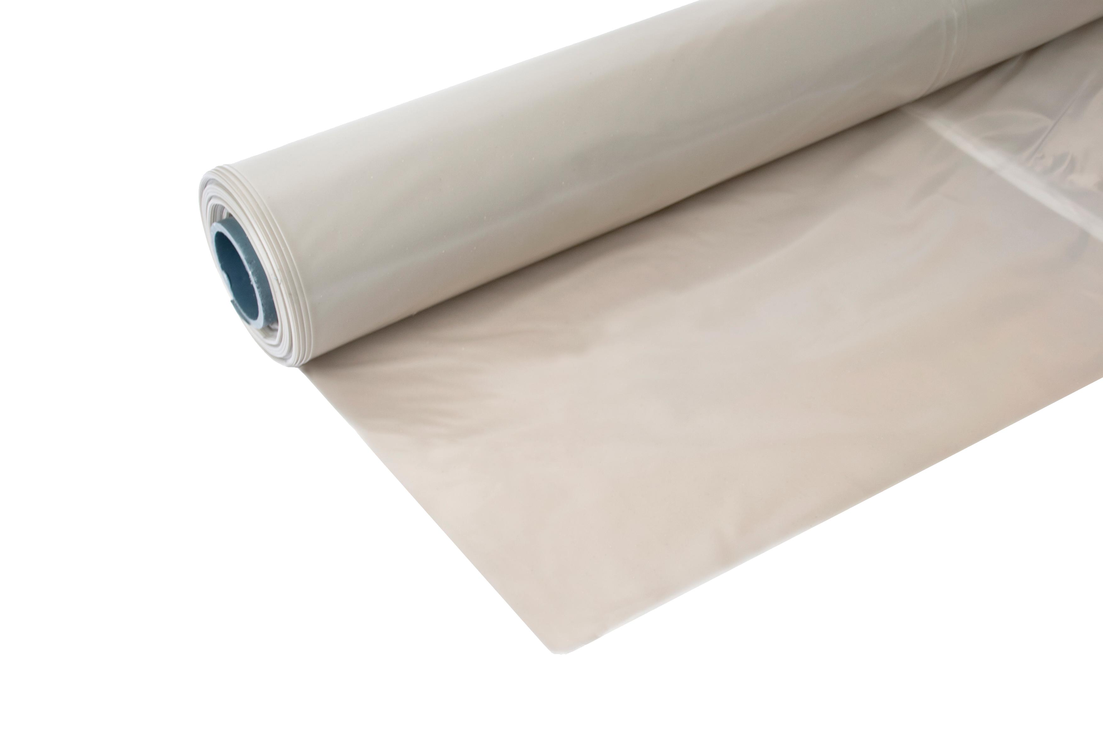 Dampremmende PE-folies van polyethyleen. Ook voor tijdelijke waterdichting! | Royal Roofing Materials