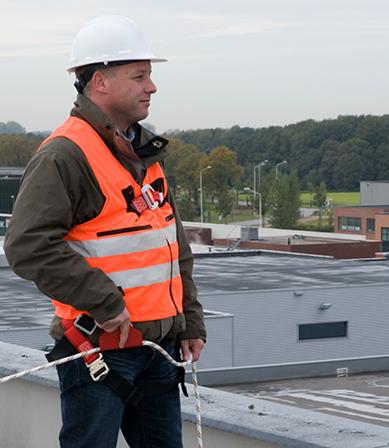 KOMO Safety keurmerk voor veiligheid op daken