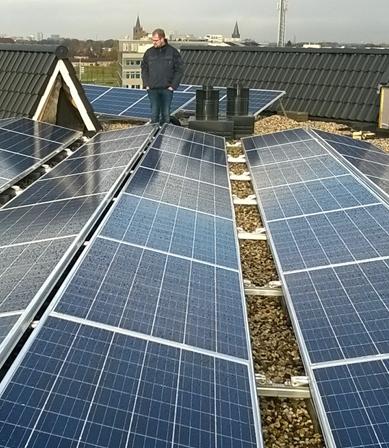 Zonnepanelen op het dak? Denk ook aan valbeveiliging