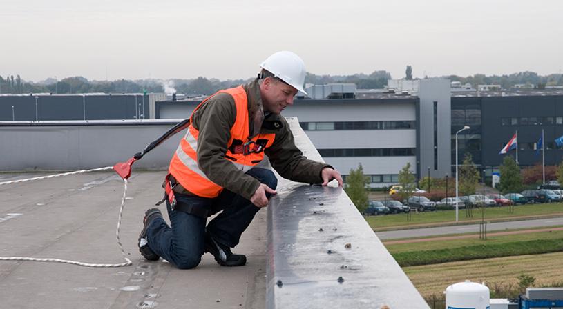 Bouw meest onveilige sector van Nederland