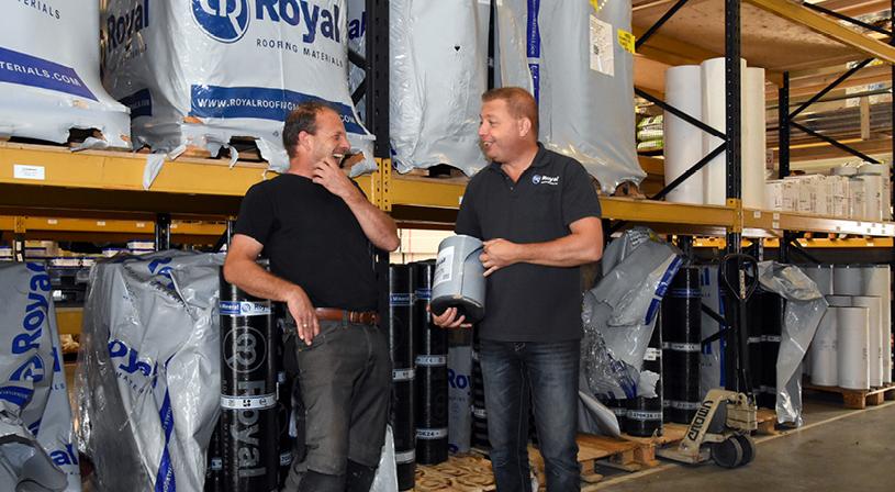 Op bezoek bij Royal dak & bouw Zwolle