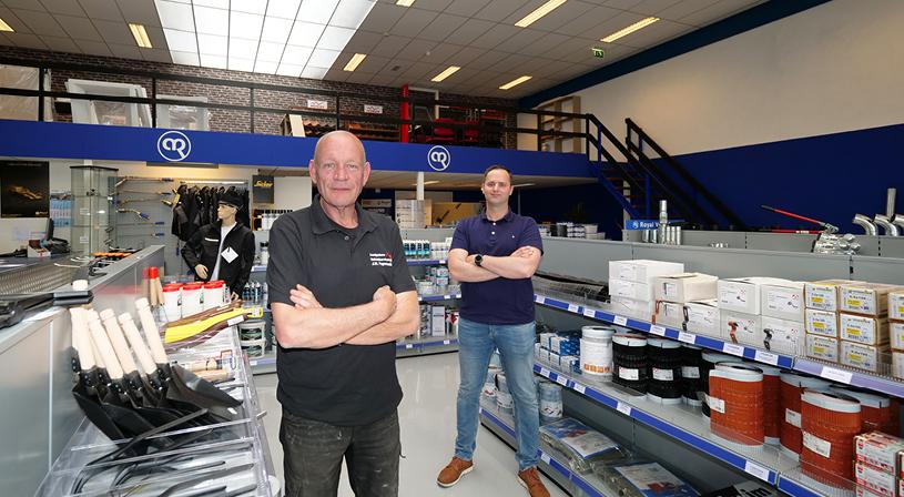 Op de koffie bij Royal dak & bouw Nijmegen