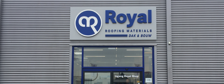 Groningen Royal dak & bouw