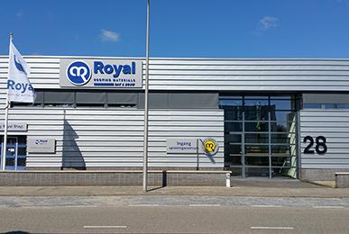 Utrecht Royal dak & bouw
