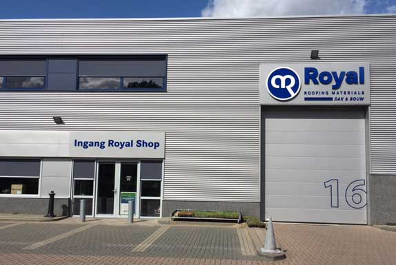 Roermond Royal dak & bouw