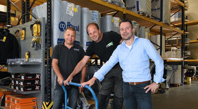 Logistiek commercieel medewerker Zwolle