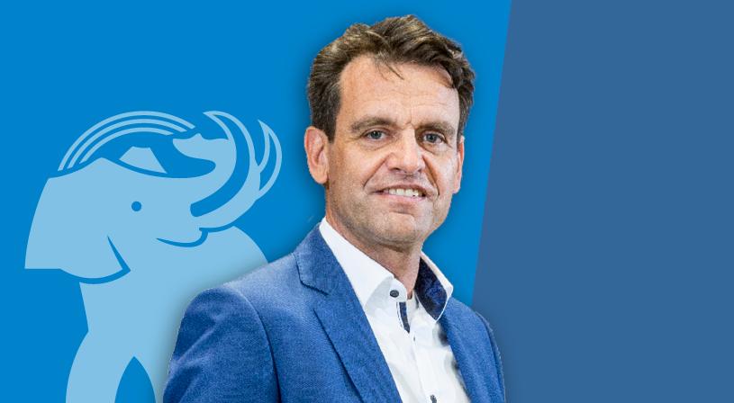 Wilbert nieuwe directeur Soprema Nederland