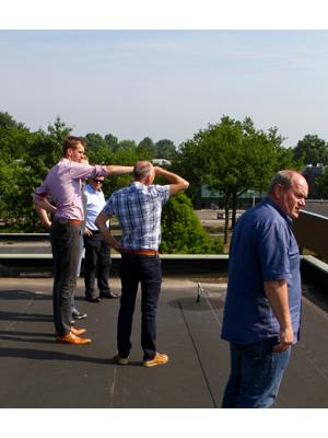 Voorkom of genees dakproblemen met een uitvoerige dakinspectie | Dakexperts weten raad | Royal Roofing Materials