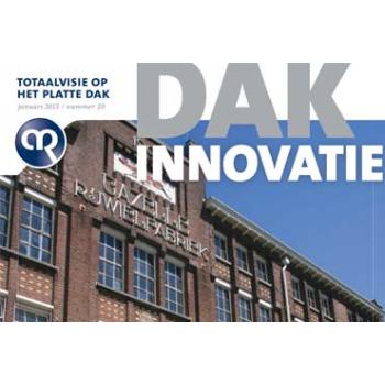 Dakinnovatie het blad voor de dakdekker, installateur en aannemer | Royal Roofing Materials