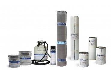 Zelfklevende bitumen dakbedekking primers | Royal Roofing Materials