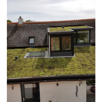 Assortiment daglichtsystemen en daglichtoplossingen | Royal Roofing Materials