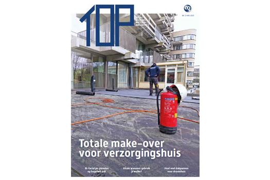 TOP magazine 1 - april 2020 het vakblad voor elke dakdekker, installateur en aannemer  | Royal Roofing Materials