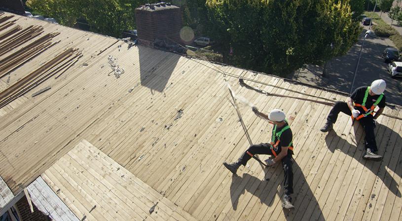 Circulair bouwen doe je samen | Royal Roofing Materials