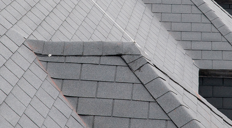 Kathedraal grijze Royal shingles Amsterdam | Royal Roofing Materials