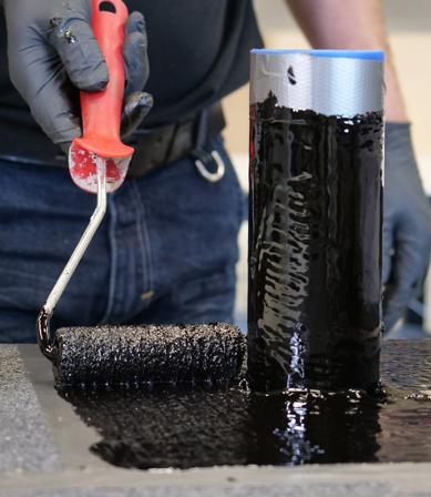 Alsan vloeibare waterdichting & dakbedekking | Royal Roofing Materials