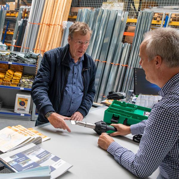 Op bezoek bij Pieter van Royal dak & bouw Leeuwarden | Royal Roofing Materials