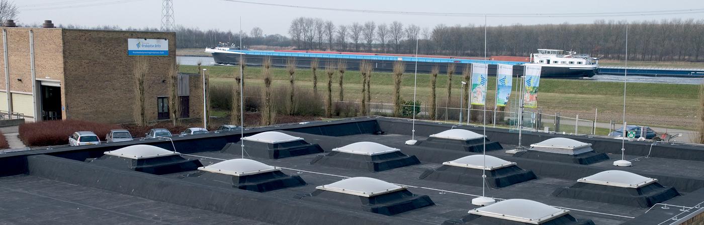Daglichtsystemen voor platte en hellende daken | Royal Roofing Materials