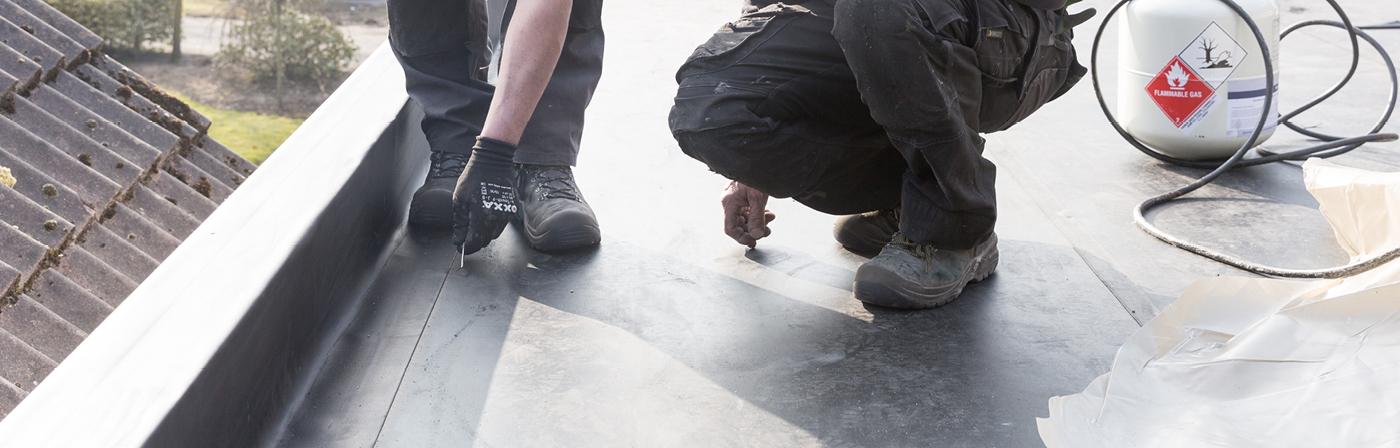 SBS bitumen dakbedekking | Royalflex | Royal Roofing Materials