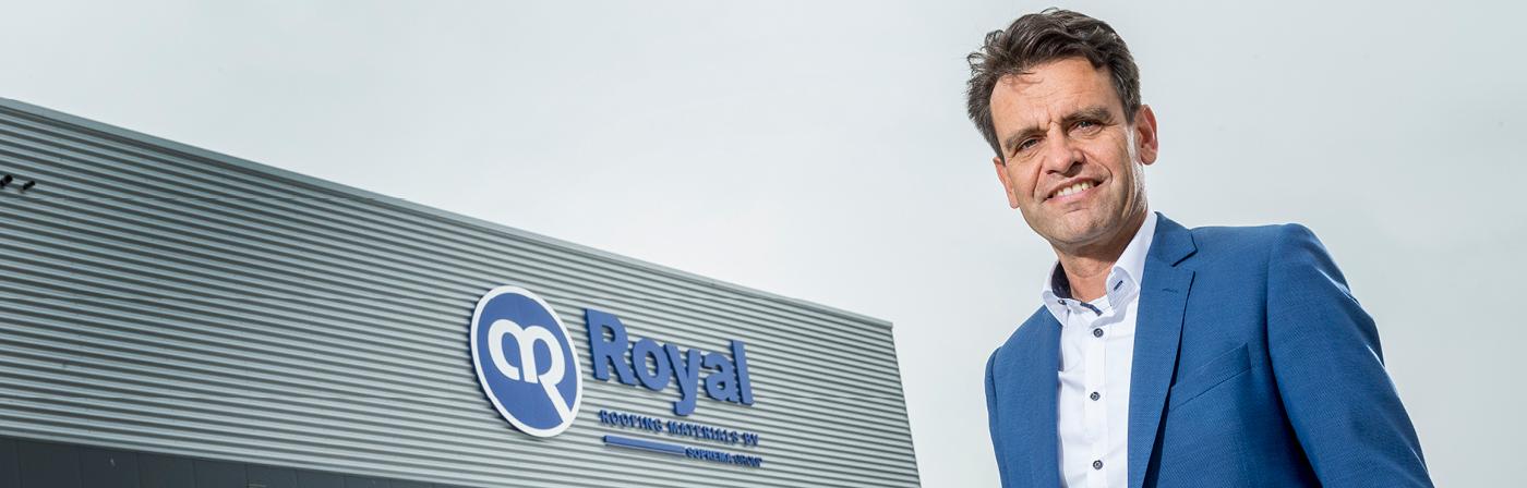 De groothandel & leverancier van dakbedekkingsmaterialen | Royal Roofing Materials