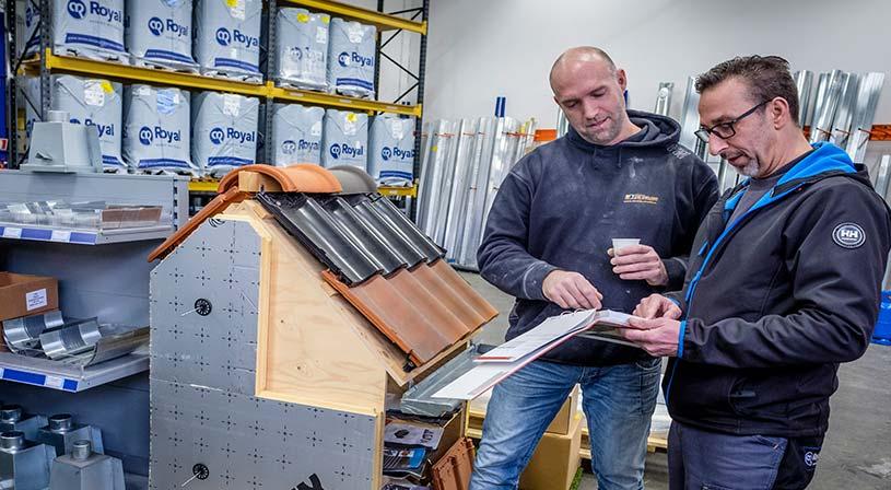Royal dak & bouw Rijswijk | Leverancier dak- en bouwmaterialen | Royal Roofing Materials