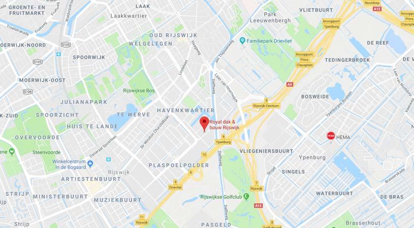 Royal dak & bouw Adres: Limpergstraat 12, 2288 AD Rijswijk | Tel: 070 390 6951
