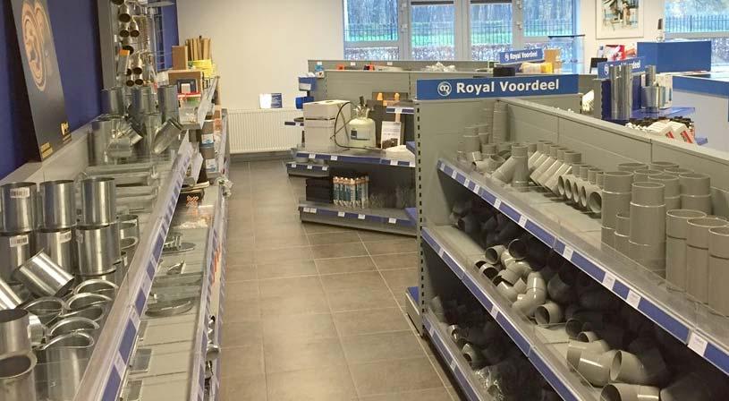 Royal dak & bouw Roermond | Leverancier dak- en bouwmaterialen | Royal Roofing Materials